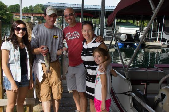 mixed bag on table rock lake picture of focused fishing guide rh tripadvisor com