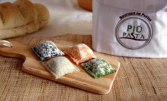 """PIU PASTA """"Boutique de Pastas Frescas & Artesanales"""""""