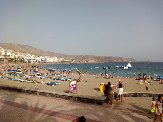 photo2.jpg - Picture of Playa de las Vistas, Los Cristianos - TripAdvisor