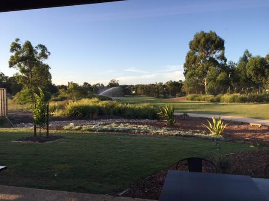 Medowie, Australia: The view from the Eatery!