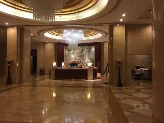 Songyuan, Chine : The hotel