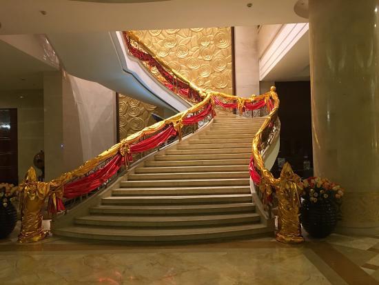 Songyuan, China: The hotel