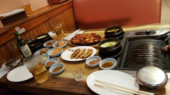 Seoulia Korean Restaurant