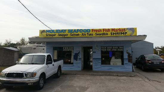 Holiday Seafood