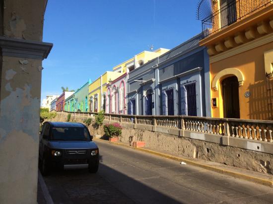 Old Mazatlan: Early colour