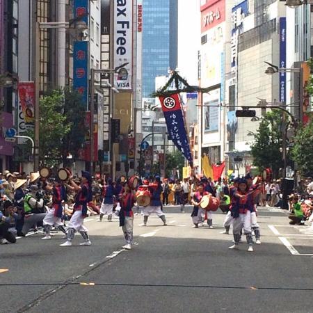 Shinjuku Eisa Matsuri
