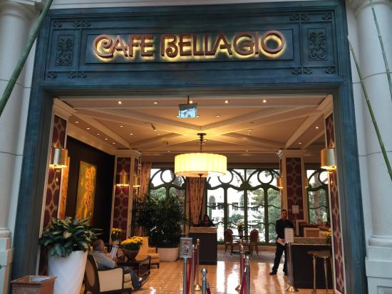 Bellagio Pool Cafe Prices