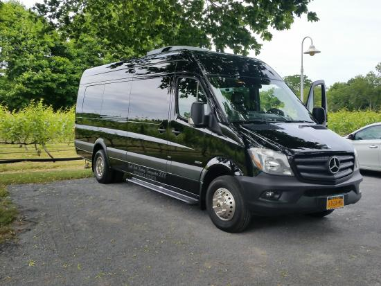 Mattituck, Estado de Nueva York: Luxury Sprinter