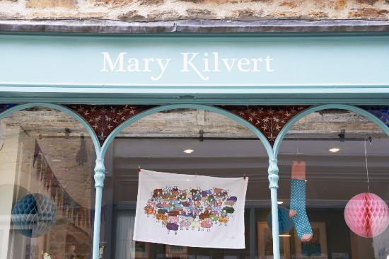Mary Kilvert