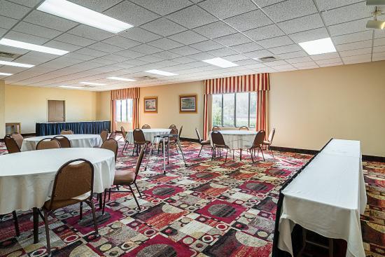 Quality Inn Easton : Cambridge Meeting Room