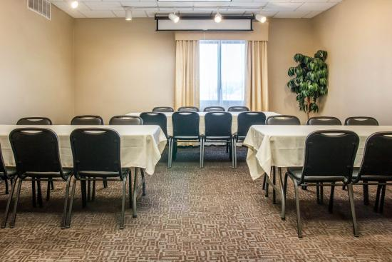 Comfort Suites Auburn Hills: Meeting room
