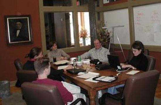 Riverwalk Vista: Meeting Room