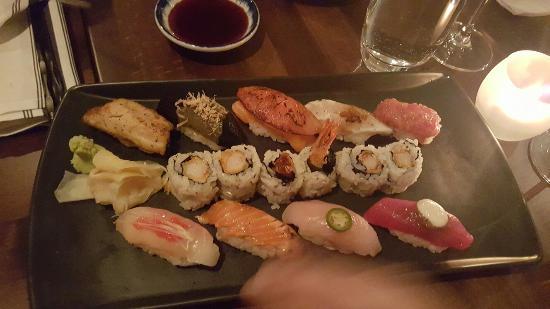 Sushi Seki Times Square