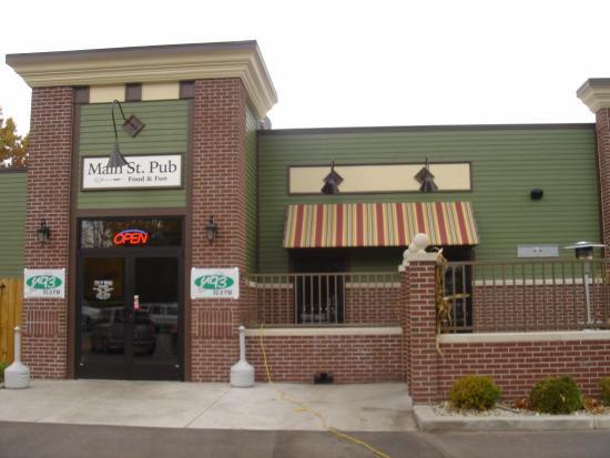 Main St Pub, Vicksburg - Restaurant Reviews, Photos & Phone Number  Phone Book Road Maps on