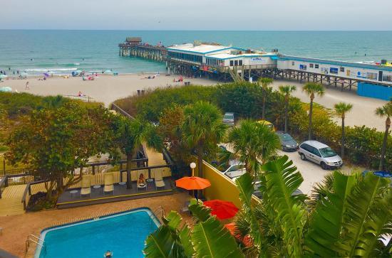 La Quinta Inn Suites Cocoa Beach Oceanfront