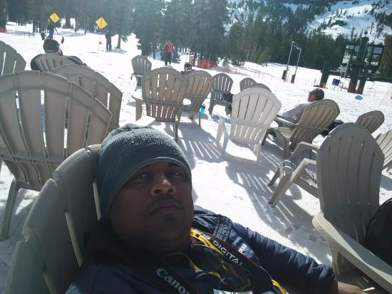 Kirkwood, CA: relaxing place