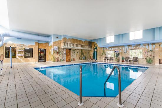 Clarion Hotel and Convention Center: Pool