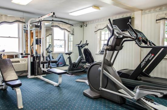 Clarion Inn Historic Strasburg Inn: Fitness Center
