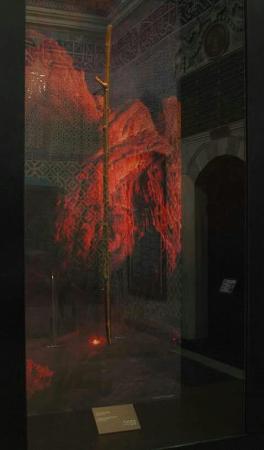 Topkapi Palace: Kutsal Emanetler/Hz.Musa'nın Asası