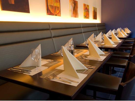 Ibis Brugge Centrum: Restaurant