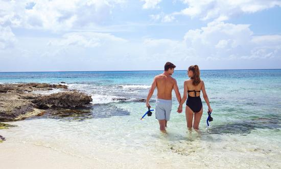 Presidente Inter-Continental Cozumel Resort & Spa: Snorkeling