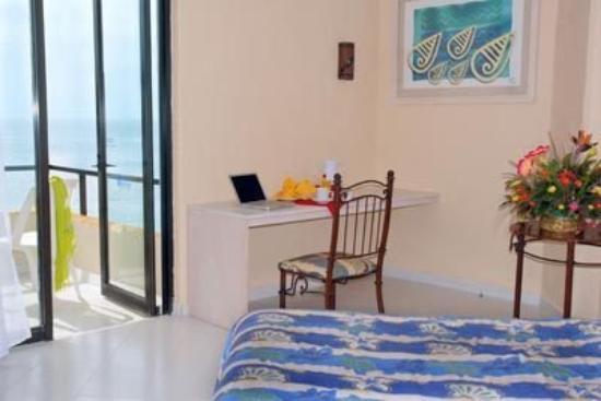 Hotel Fontan Ixtapa: Guest Room