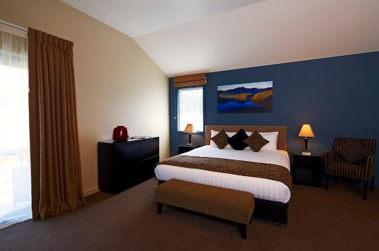 Ramada Resort Wanaka: Bed Room