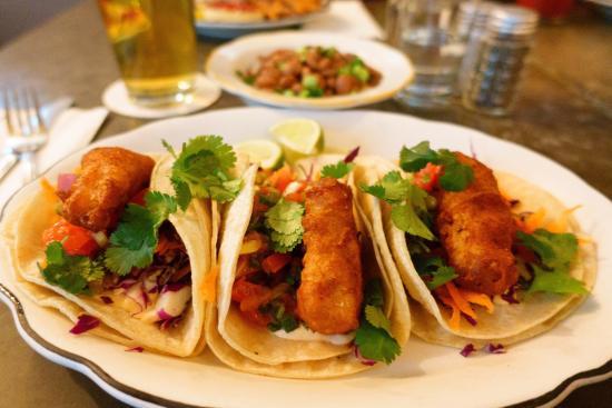 Rosendale, estado de Nueva York: Fish taco