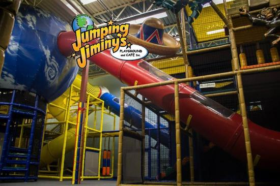‪Jumping Jiminy's Playground & Cafe‬
