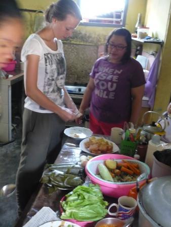 Kampong Tourist Cooking Class