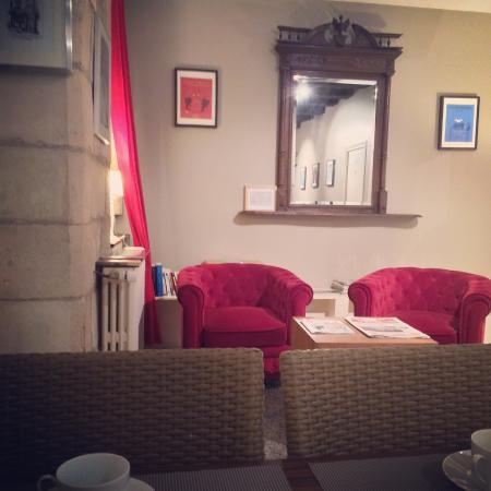 Hotel du Theatre: Salle du petit déjeuner