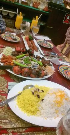 kebab collection picture of arya persian restaurant manila rh tripadvisor co za