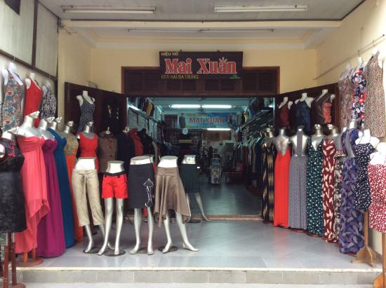 Cloth Shop Mai Xuan