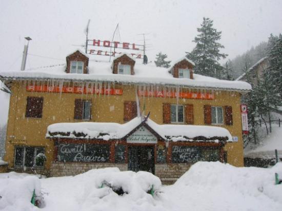 Hotel Felycita : Frontale