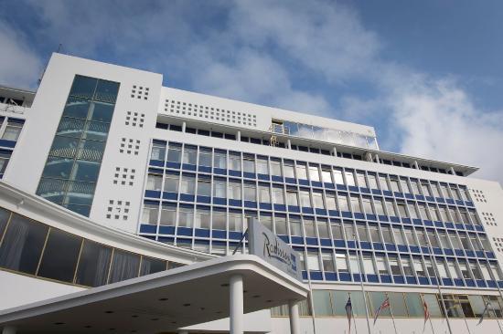 Radisson Blu Saga Hotel, Reykjavik