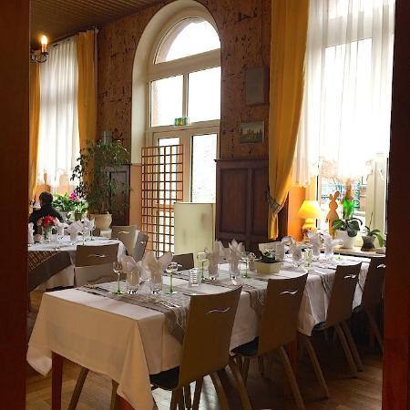 Restaurant des Vosges: La salle