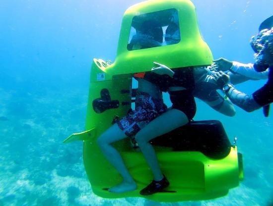 nice picture of underwater scooters mactan island tripadvisor. Black Bedroom Furniture Sets. Home Design Ideas