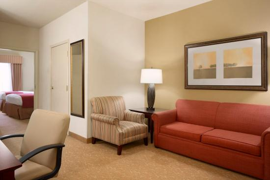 Country Inn & Suites By Carlson, Fairburn: Suite