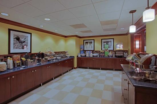 Warrenton, VA: Breakfast Area