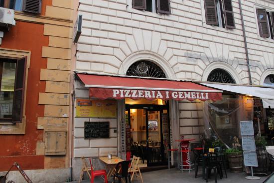 Pizzeria I Gemelli