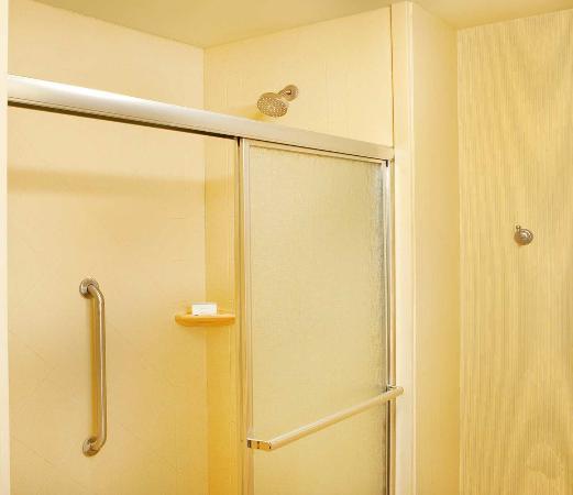 Smithfield, RI: Walk in Shower Bathroom