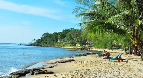 Khu nghỉ dưỡng Ancarine Beach