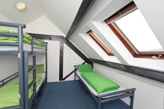 YHA Bristol : Bedroom