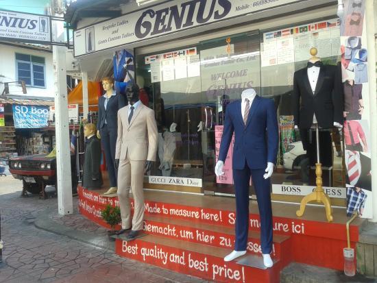 Genius Tailor