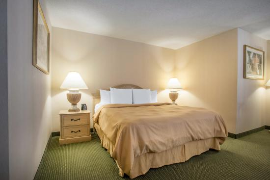 South Holland, IL: Guest room