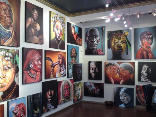 The African Portrait Art Gallery