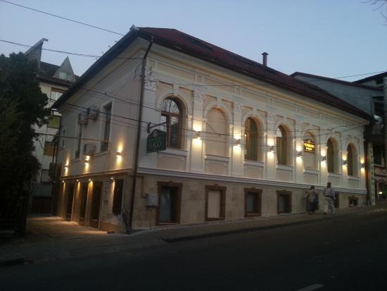Pensiunea Siago Hotel: Street view