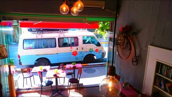 Cheers Midtown : Cafe
