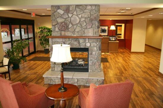 Hampton Inn & Suites Warren: Soft Seating