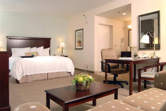 Hampton Inn & Suites Prescott Valley: King Suite with Sofa Bed